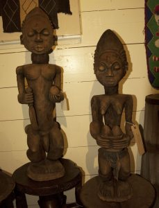 2 Fertility Statue from ancient era