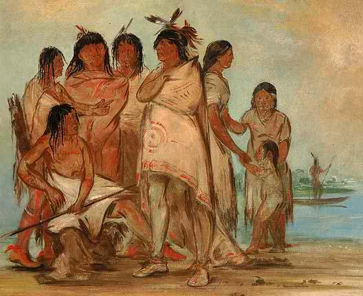 Kentucky Indian Tribe – Fondos de Pantalla