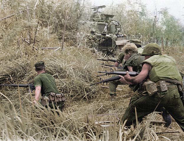 american involvement in the vietnam war